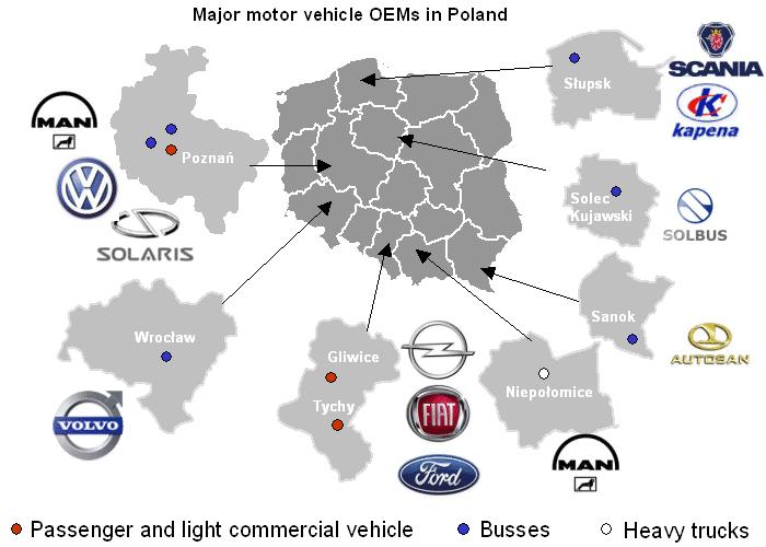 Paiiiz Automotive Inwestycje W Polsce