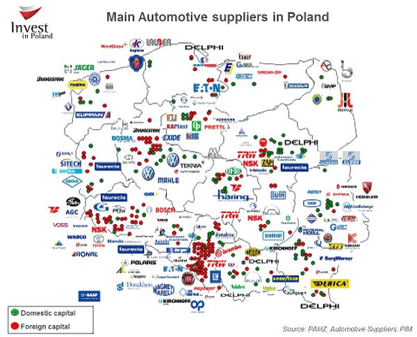 Car Manufacturers Europe Mail: Automotive