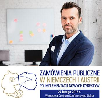 Zamówienia publiczne w Niemczech i Austrii po implementacji nowych dyrektyw - analiza problemów praktycznych w kontekście polskich wykonawców