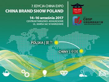 7. edycja China-Expo Brand Show Poland