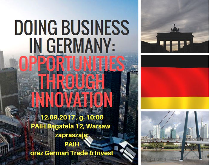 doing business in germany and the Doing business in germany if you are planning on doing business in germany knowledge of the investment environment and information on the legal.