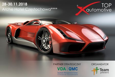 Konferencja TOP automotive 2018