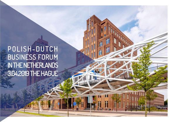 Dutch-Polish Business Forum 2019