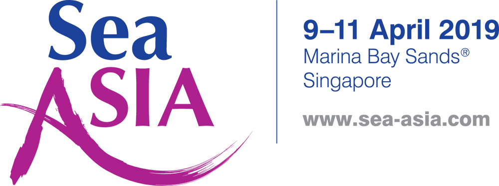 Sea Asia 2019 Logo