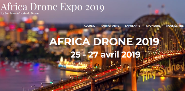 Africa Drone Expo 2019