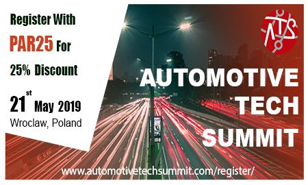 automotive tech summit logo