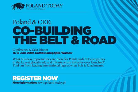 Poland & CEE - co-building the Belt & Road