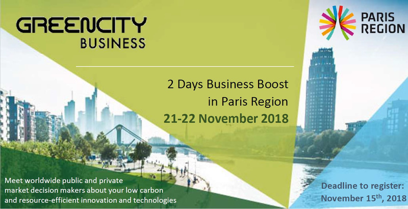Greencity Business