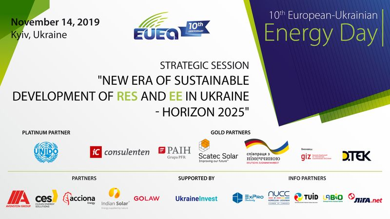 10th EUEA Energy Day