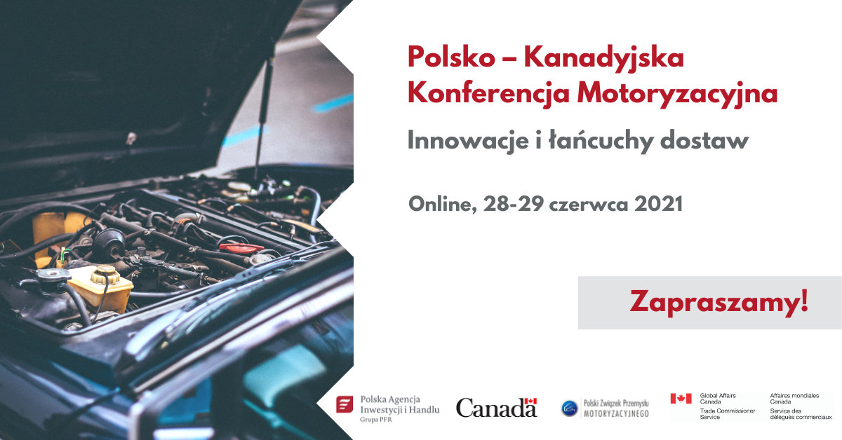 Polish - Canadian Automotive Conference: Innovations and Supply Chains
