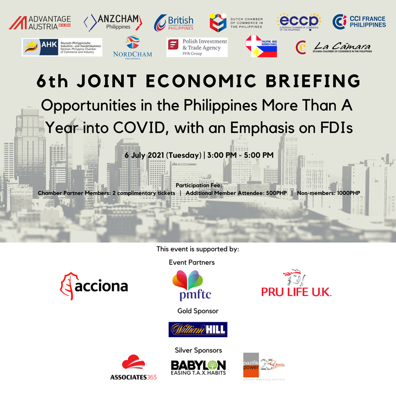6th Joint Economic Briefing